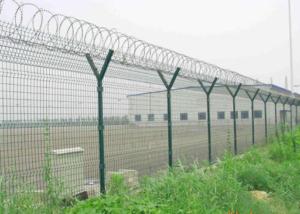 lưới thép hàn làm hàng rào