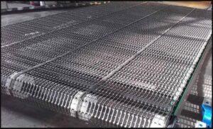 Lưới băng tải inox 304