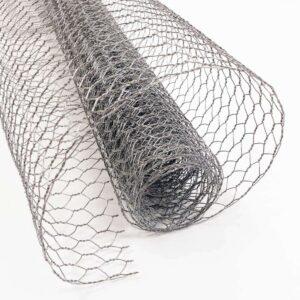 lưới mắt cáo mạ kẽm xoắn chao
